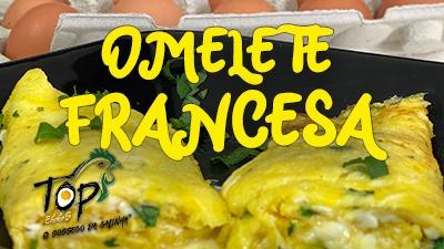 Omelete Francesa